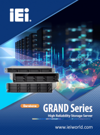 IEI Grand Series Storage Server