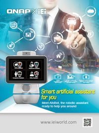IEI AfoBot - Smart Artificial Assistant